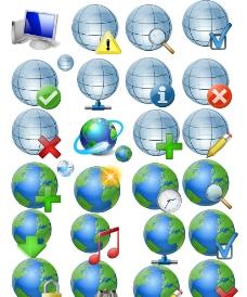电脑类图标图片