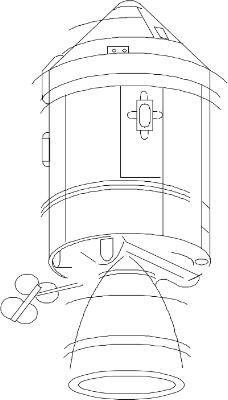 工程图 简笔画 平面图 手绘 线稿 228_400