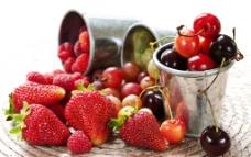 草莓 浆果图片