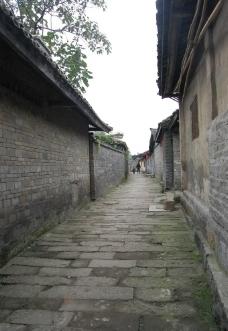 古镇 小巷图片