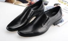 高档男鞋图片