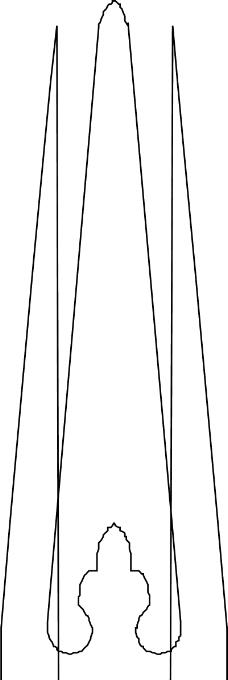 服装设计图简笔画步骤展示