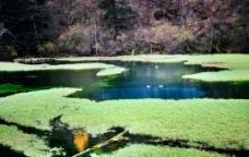 九寨沟山水图片