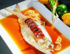 清蒸鲥鱼图片