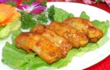 韩式酥香排骨图片
