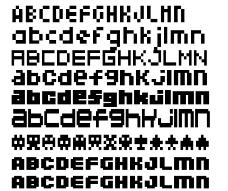 LOGO字体