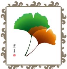 春之银杏图片