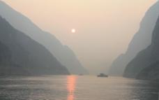 长江三峡夔门图片