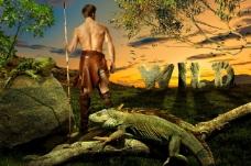远古的猎人