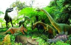 恐龙世界图片