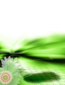绿色背景素材图片