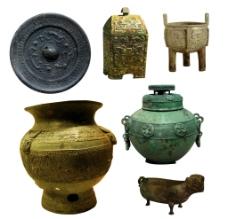 青铜器图片