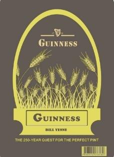 guinness酒标设计图片