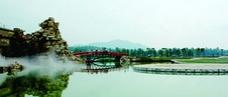 宁德东湖南岸景观