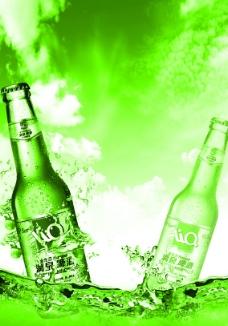 漓泉啤酒广告图片