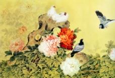 国画花鸟图片