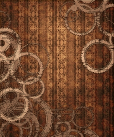 齿轮 家具 古典图片