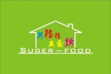 苏格格美食坊标志图片