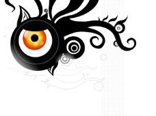 大眼睛 时尚