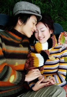 浪漫情侣图片