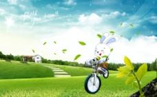 畅想兔年图片