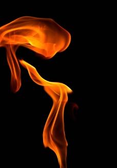 跳动的火焰图片