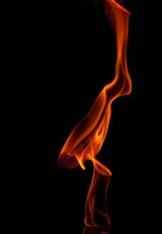 各种形状的火焰图片