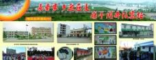 新农村展板图片