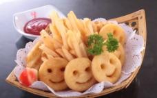 开心薯派对图片