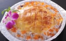 黄金酥皮海皇焗饭图片