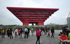 世博会中国馆图片