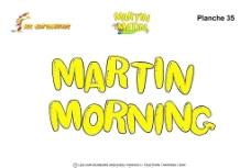 马丁 martin morning图片