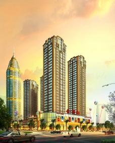 金都国际大楼图片