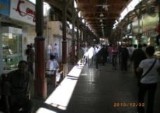 迪拜黄金一条街图片