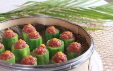 陈皮牛肉蒸瓜环图片