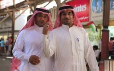 友好的阿拉伯朋友图片
