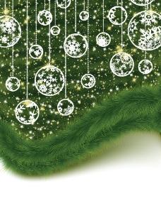 圣诞节背景矢量素材图片