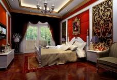 古典卧室图片