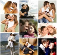 情侣摄影图片