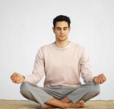 美容瑜伽高清图片