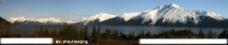 冬季 雪景 雪山图片