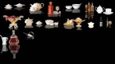 大理石装饰品图片